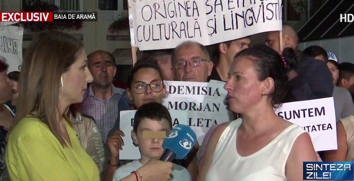 Sinteza zilei. A patra zi de proteste de susținere pentru Sorina. Mesajele transmise de protestatari