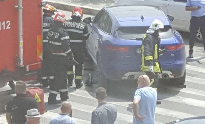 Accident cumplit la Cluj! Un tânăr de 33 de ani, care traversa pe trecerea de pietoni, a fost lovit mortal