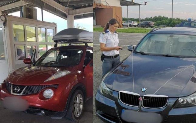 Român lăsat în vamă fără un Nissan de 7.000 de euro. Câteva ore mai târziu a păţit-o şi şoferul unui BMW