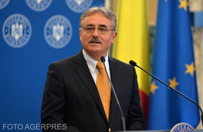 Vicepremierului Viorel Ştefan va părăsi Guvernul României