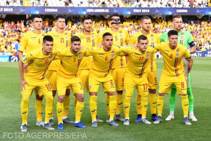 ROMÂNIA - GERMANIA LIVE la EURO U21. Șansă istorică pentru tricolorii mici