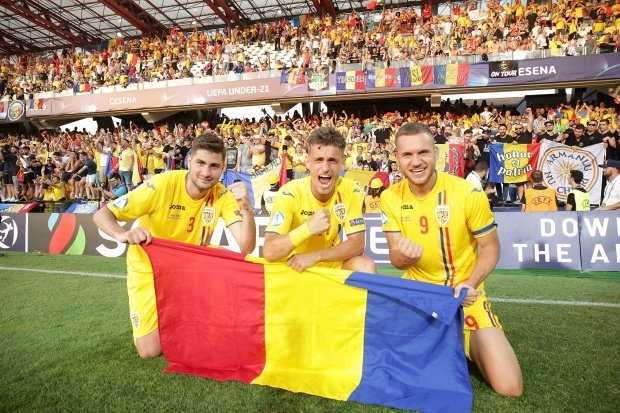 România ratează finala Campionatului European de tineret. Turneu de excepție reușit de tricolorii lui Rădoi 172
