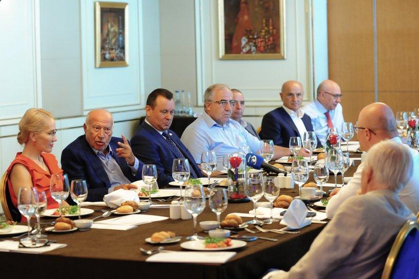 Grupul de Reflexie al Senatului Științific - o nouă dezbatere dedicată unor teme de interes major