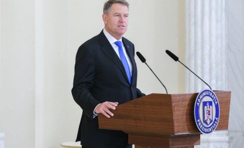 """Klaus Iohannis: """"Vreau să rămân preşedintele României şi nu al Consiliului European"""""""