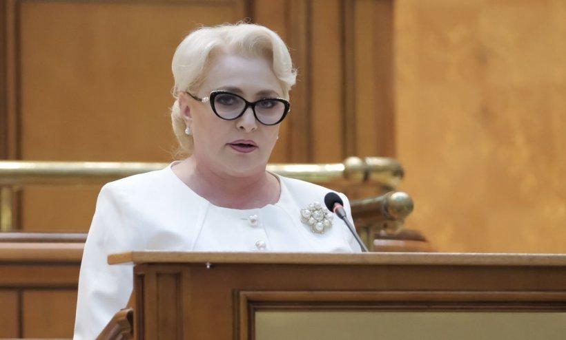 """Viorica Dăncilă, înaintea Congresului PSD: """"Este important să dăm dovadă de democraţie în partid"""""""