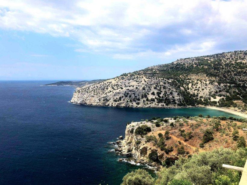 MAE, atenționare de călătorie pentru Grecia: Risc ridicat de incendii în mai multe regiuni