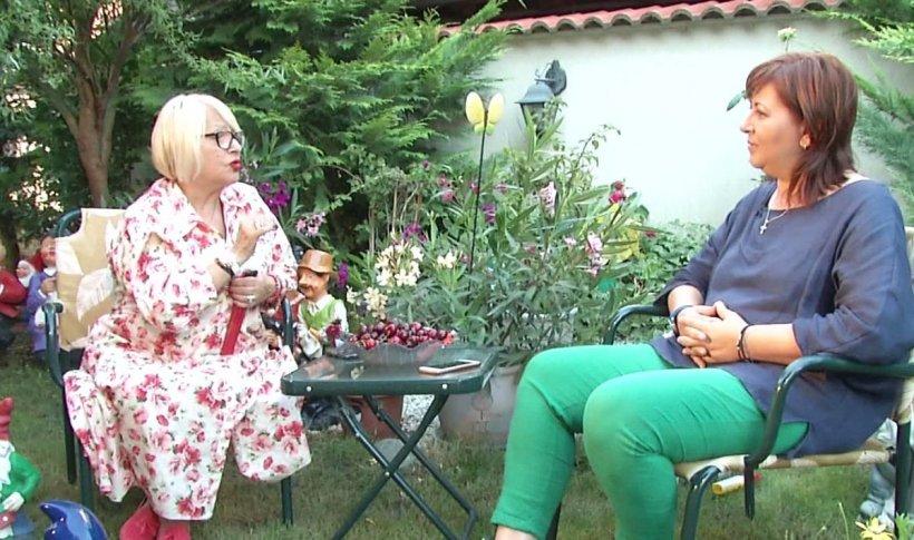 Voi cu Voicu. Mirabela Dauer, povești din tinerețe: La 18 ani am plecat din țară. Am cântat în toată Iugoslavia