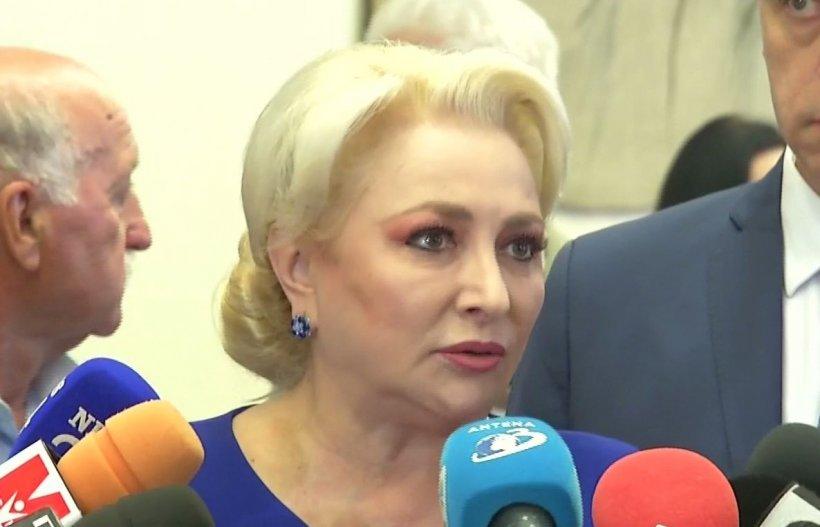 """Viorica Dăncilă, legat de scandalul din cultură: """"Vreau săam o discuție cu actorii. Îl chem și pe ministrul Culturii"""""""