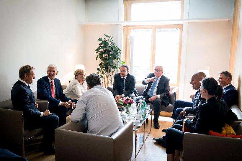 Iohannis: Viitorii lideri europeni vor trebui să dea dovadă de viziune, pragmatism şi determinare 72