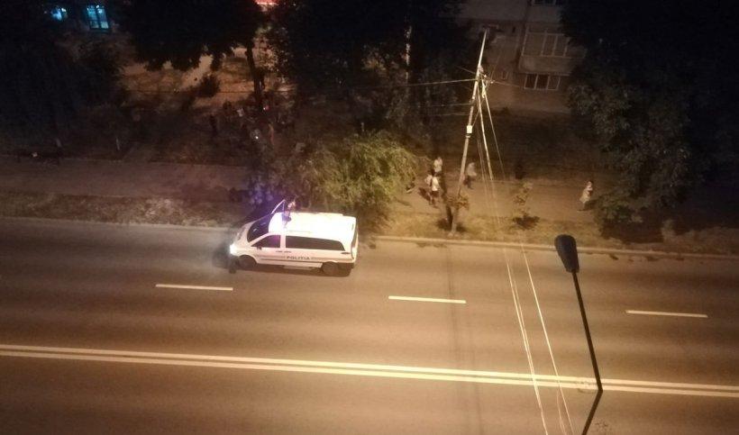 Imagini cutremurătoare din Vrancea. O femeie a fost bătută și înjunghiată, în plină stradă