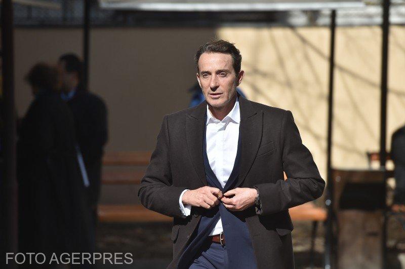Radu Mazăre, mutat de la Penitenciarul Rahova