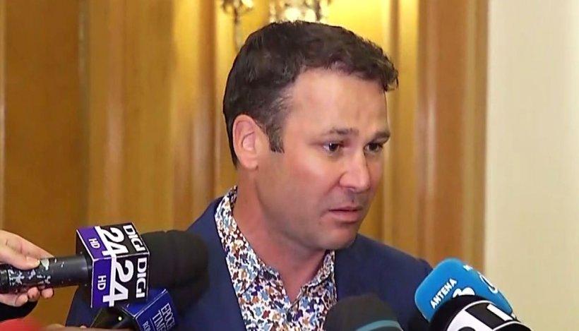 Robert Negoiță, despre suspendarea sa din PSD: E în zona de penibil
