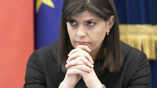 Viorica Dăncilă nu exclude susținerea Laurei Kovesi ca procuror-șef european