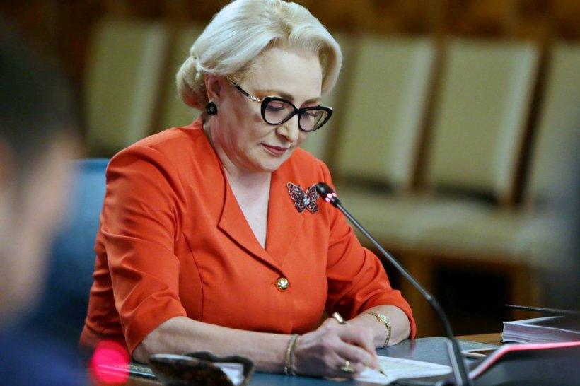 """Viorica Dăncilă: """"Prioritizarea investițiilor poate avea ca rezultat câstigarea alegerilor prezidențiale"""" 16"""