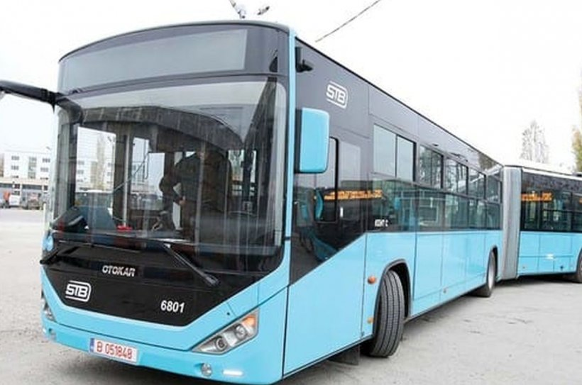 STB: O nouă linie de autobuze către Pipera 16