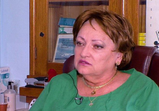 Mărturisirea bizară făcută de dr. Monica Pop: O pacientă de-a mea și-a pus benzină în ochi timp de doi ani. Motivul era incredibil