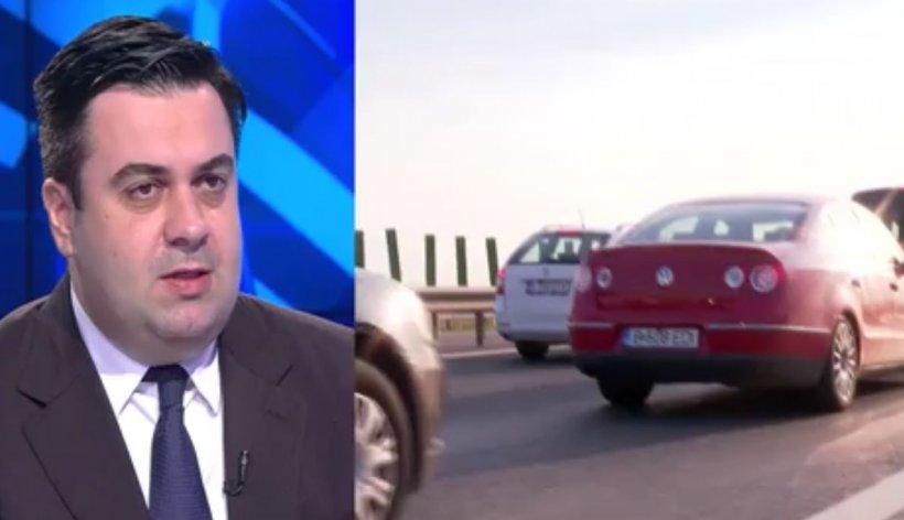 """Răzvan Cuc, ministrul Transporturilor, anunță: """"De la Sibiu până la Nădlac se va circula în regim de autostradă"""""""