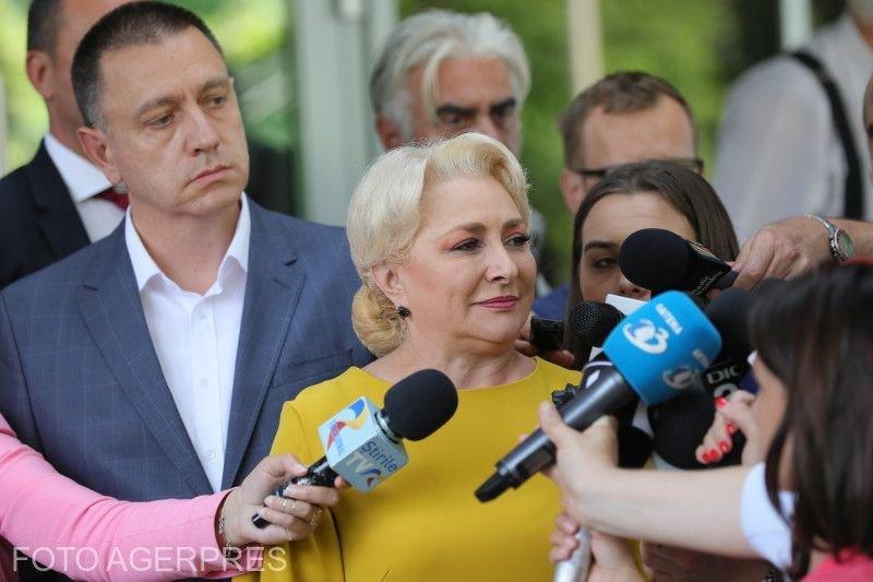"""Mihai Fifor: """"M-a impresionat dragostea cu care Viorica Dăncilă a fost primită la Sulina"""" 72"""
