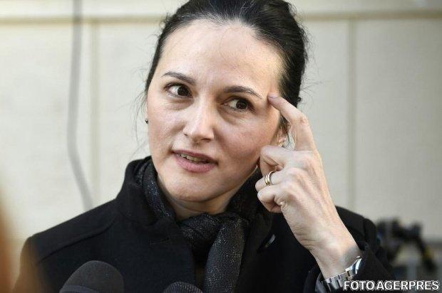 Alina Bica nu se întoarce în România. Vrea să ceară azil politic în altă țară