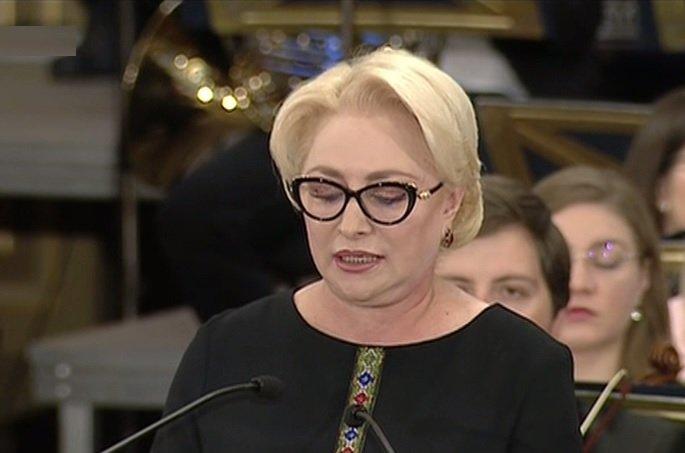 Viorica Dăncilă: Am oferit una dintre cele mai apreciate președinții la nivel european