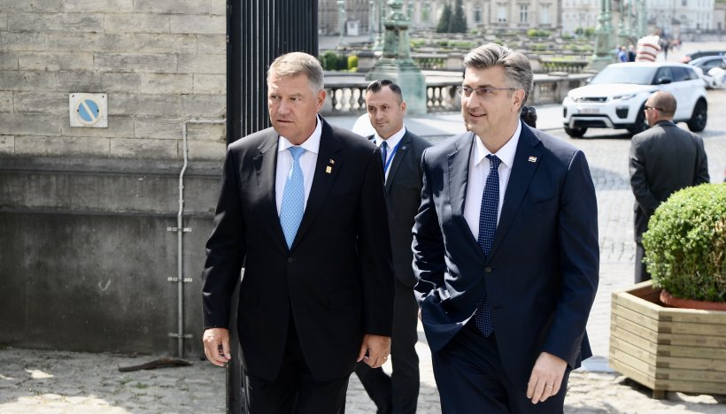 Scandalul lui Iohannis, reluat în campania electorală. Nou proces în toamnă pentru casele Președintelui