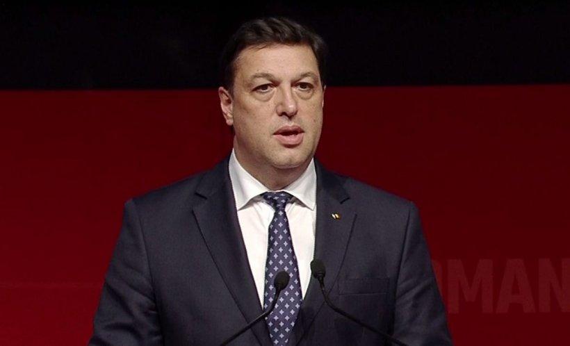 Şerban Nicolae, convins că nu va fi desemnat să intre în cursa pentru prezidenţiale