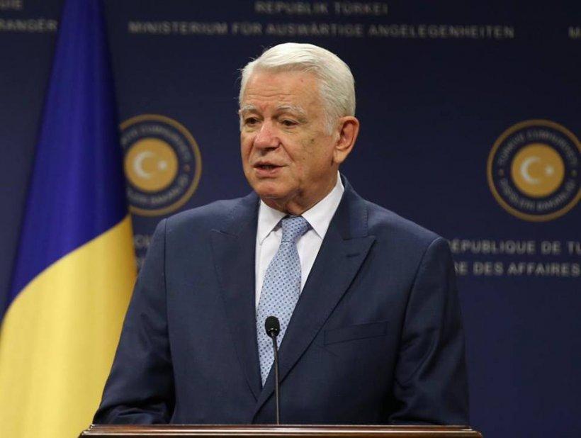 Călin Popescu Tăriceanu a anunțat schimbarea din funcție a lui Teodor Meleșcanu