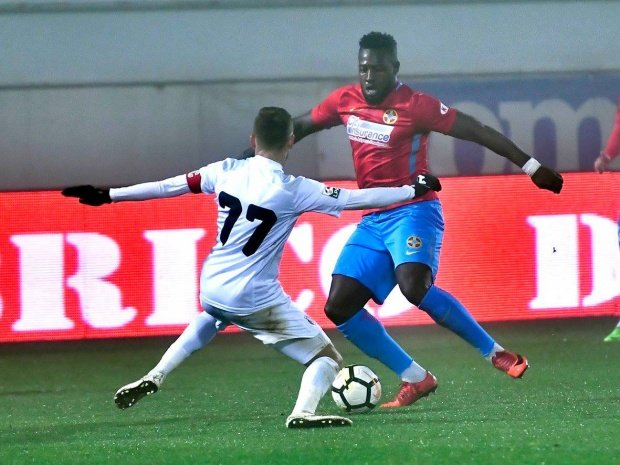 FCSB, debut de infarct în Liga I