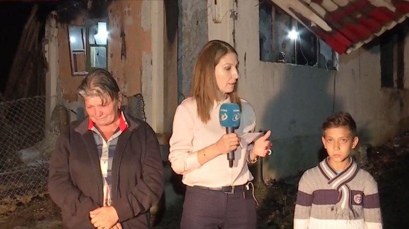 Povestea impresionantă a lui Abel, copilul de 11 ani din Gorj care a rămas fără părinți și fără casă: Vreau să mă fac pompier. Să salvez lumea, de incendii și de tot