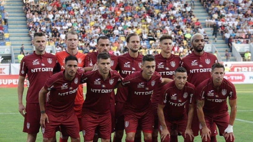 CFR Cluj , calificată în turul al doilea preliminar al Ligii Campionilor 172