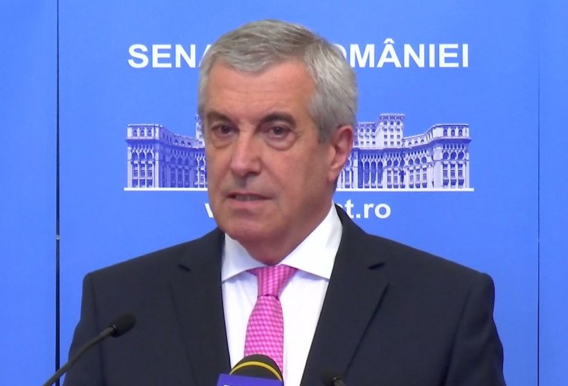 Tăriceanu, mesaj dur pentru noul preşedinte al Comisiei Europene: Să nu repete politica incorectă a predecesorului său
