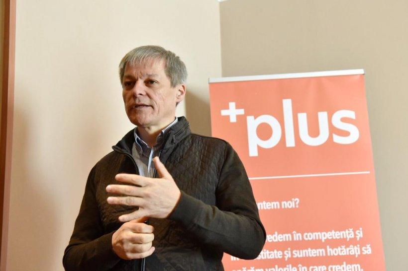 Dacian Cioloș: Observ din ce în ce mai multe atacuri murdare și nefondate la adresa mea