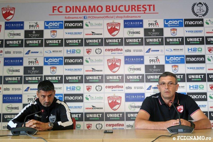 Antrenorul lui Dinamo, Eugen Neagoe, ar fi suferit o criză cardiacă în timpul meciului cu Craiova