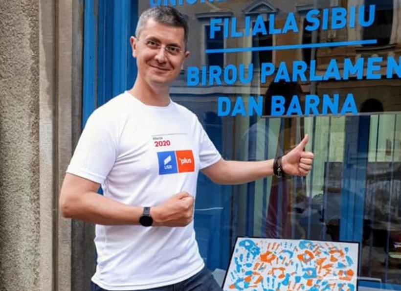 Dan Barna, provocat de PSD la un pariu. Va accepta?