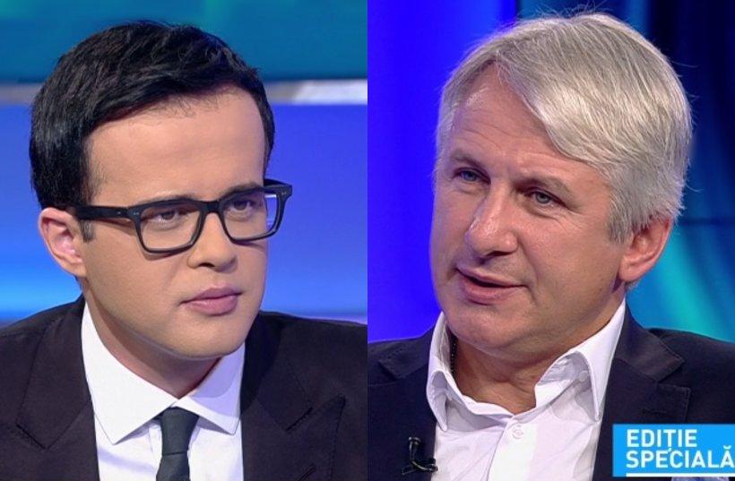 Teodorovici: Pensiile se vor dubla! Legea pensiilor se va aplica fără niciun fel de discuție, dacă PSD rămâne la guvernare! 817