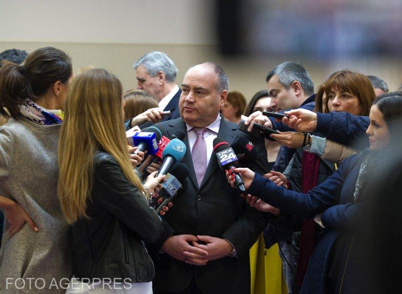 Vasile Ciurchea este propunerea ministrului Sănătăţii pentru şefia CNAS - SURSE
