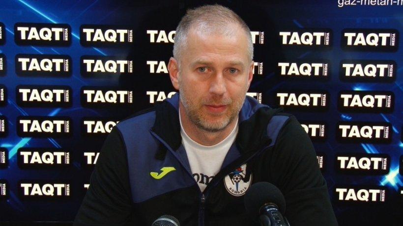 Un alt antrenor din Liga I, Eduard Iordănescu, are probleme de sănătate