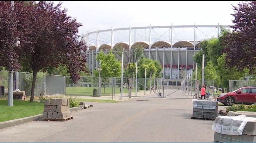 Zona Arenei Naţionale se pregăteşte de Euro 2020