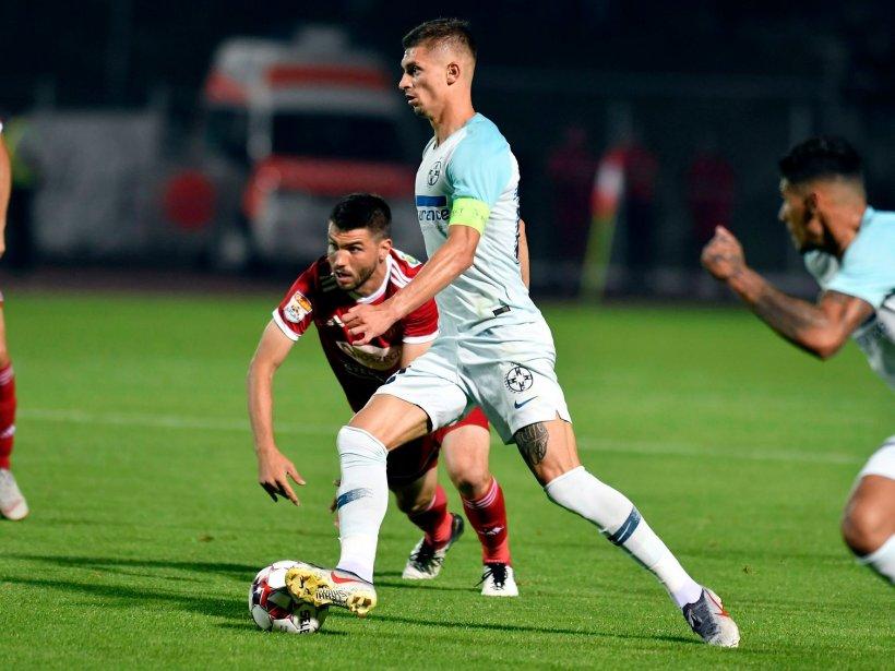 FCSB a defilat în Armenia și e ca și calificată în turul trei preliminar al Europa League