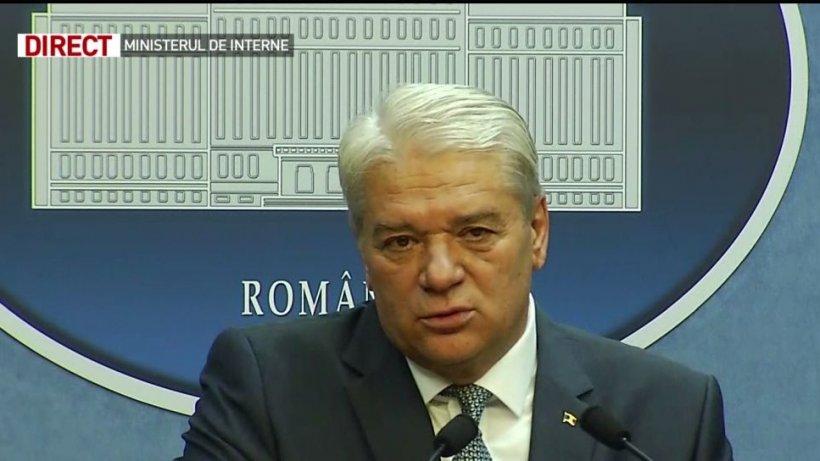 Noul ministru de Interne, Nicolae Moga: Nu am vrut să ocup această funcţie!