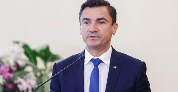 Primarul din Iași, Mihai Chirica, îi cere lui Klaus Iohannis ca Autostrada Unirii să fie obiectiv de interes naţional