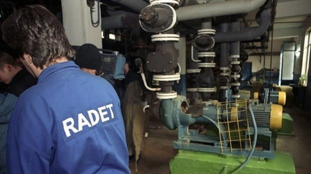 RADET anunţă că a fost finalizată procedura de achiziţie pentru lucrările de intervenţie de primă urgenţă