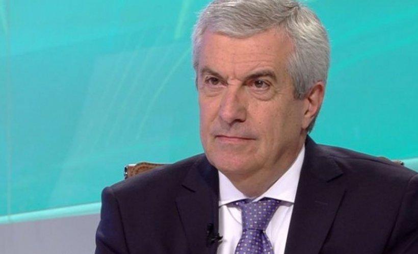 """Călin Popescu Tăriceanu, despre modul în care s-a acționat în cazul tragediei din Caracal: """"Anumite instituții nu-și fac treaba. Directorul STS ar trebui demis"""""""