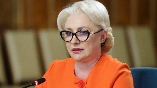 Viorica Dăncilă: Îi propun lui Klaus Iohannis să convoace de urgență ședința CSAT mâine
