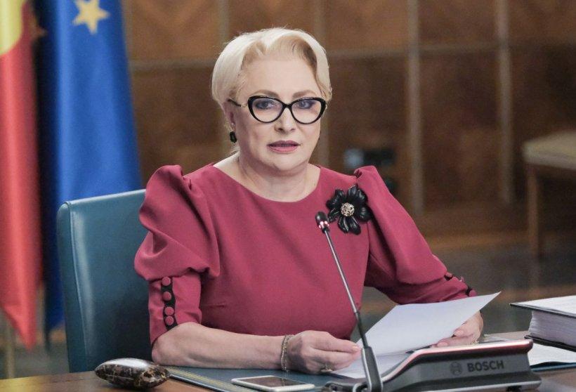 """Viorica Dăncilă, reacție după demisia șefului STS: """"Președintele ar fi trebuit să îl demită"""""""