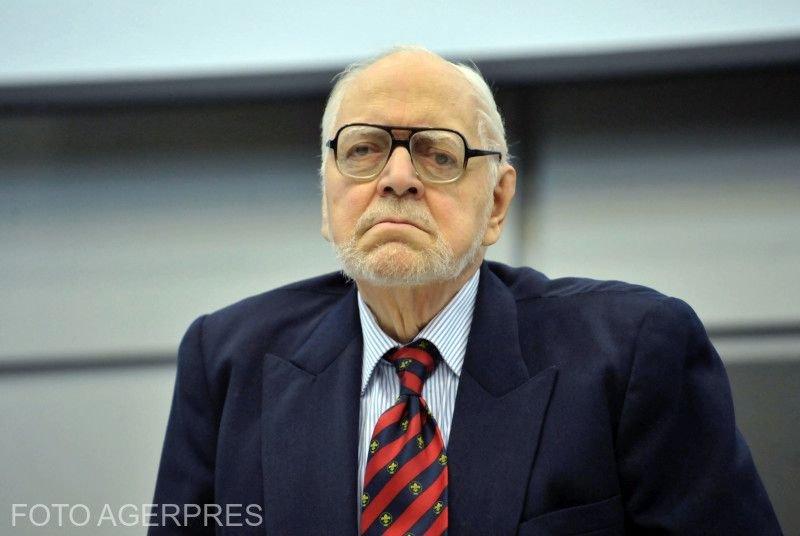 Academicianul Marcian Bleahu a încetat din viață