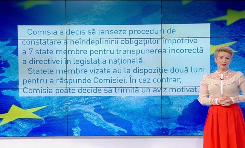 Be EU. România, avertizată de UE privind abuzul minorilor