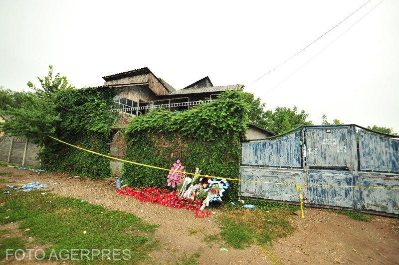 Casa lui Gheorghe Dincă, reper pe Google Maps