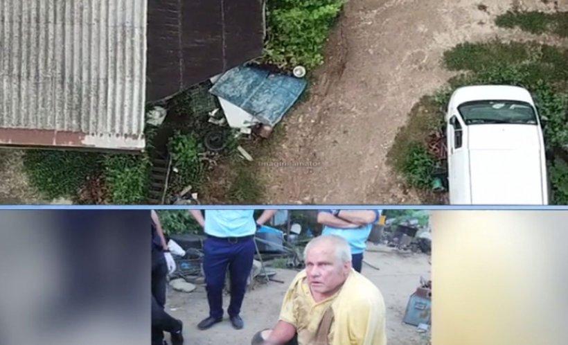 """Laurențiu, martor la răpirea Alexandrei Măceșanu: """"Nu este omorâtă. Fata a fost mutată cu altă mașină"""""""