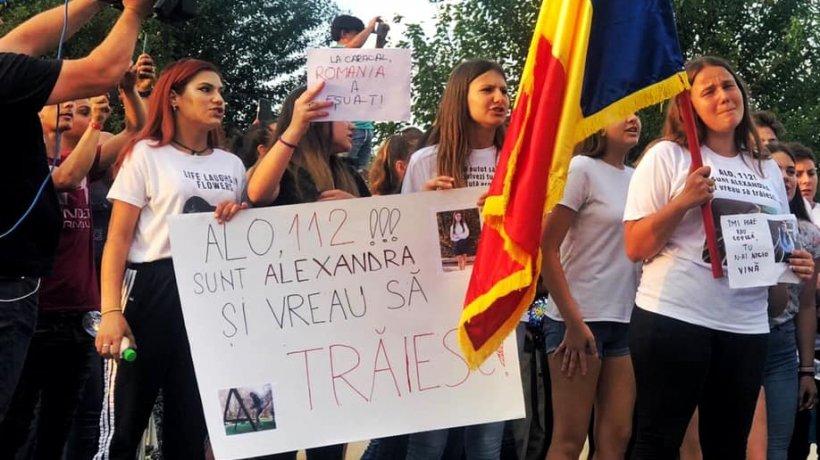Localnicii din Dobrosloveni vor fi consiliați psihologic după ce Gheorghe Dincă a ucis-o fără milă pe Alexandra Măceșanu
